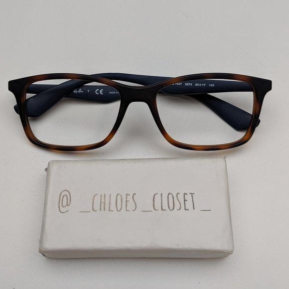 🕶️Ray-Ban RB7047 5574 Men's Eyeglasses/TH342🕶️